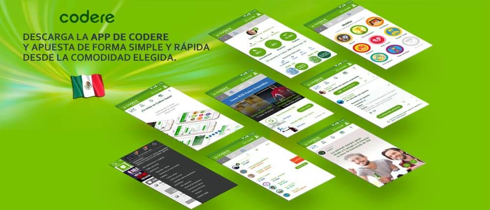 Codere app mx