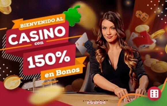 Betmotion Bono de Bienvenida Casino