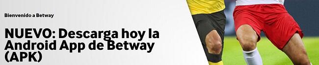 Betway App para Android