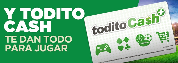 Ganabet Bono Todito Cash