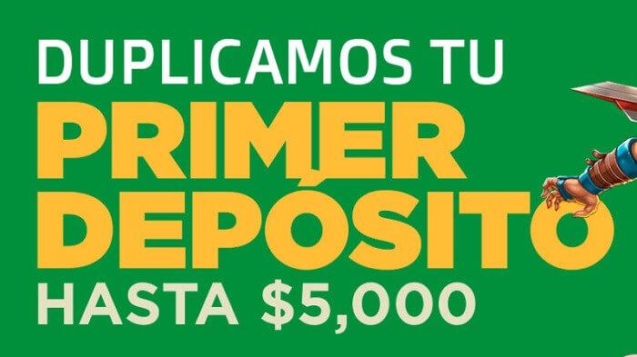 Ganabet Bono de Bienvenida Casino