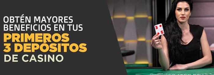 Ganabet Triple Bono Casino